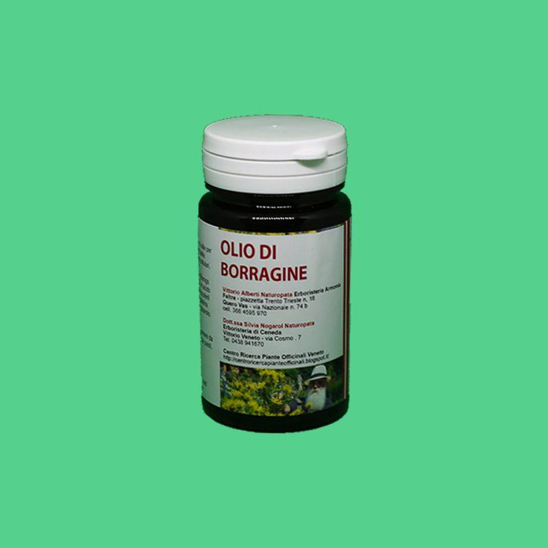 olio borraggine