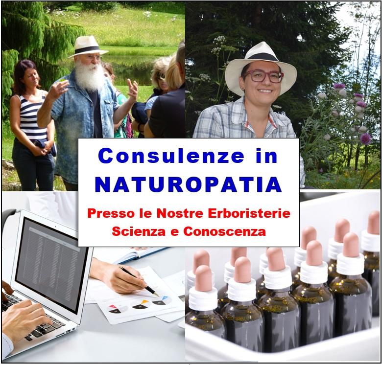 Naturopatia CONSULENZE