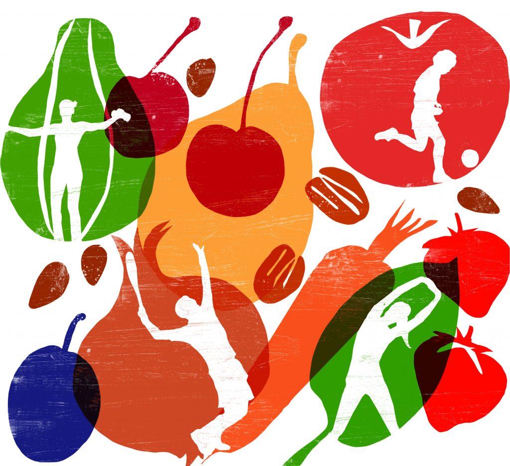 cibo e sport